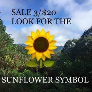 🌻SALE 3 Items For $20